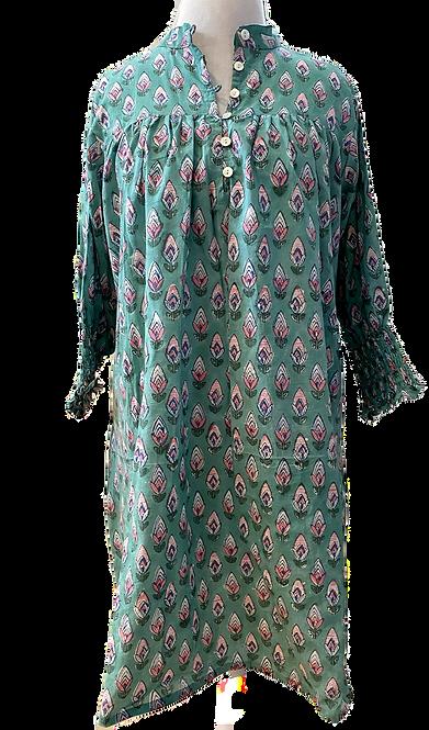 marseille morning market dress en jardin celosia, No. 1