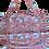 Thumbnail: Le Grand Sac Plage - LBC x BLUE LEOPARD BAGS