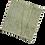 Thumbnail: Striped napkin set (6) en verte