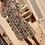 Thumbnail: sassaroo shirt DRESS in blue alpine floral