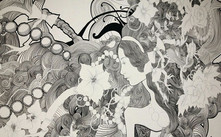 Mural / Harvey Nichols