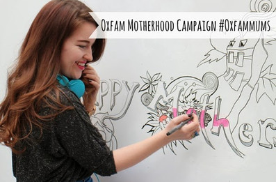 Mothers Day campaign Oxfam / Agency : Proximity