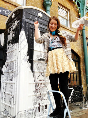 BT artbox First Direct campaign / Agency : Story