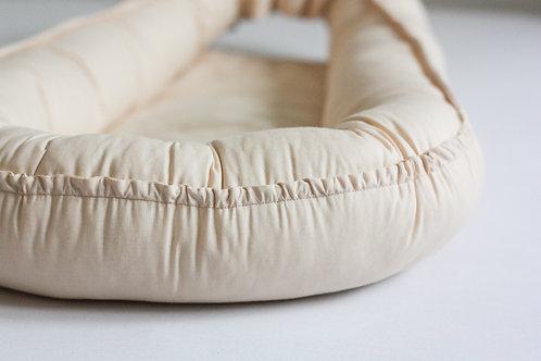 Hnízdo pro miminko BABYNEST béžová