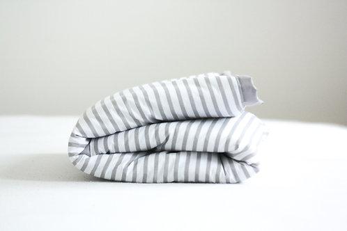 """""""BASIC"""" lemovaná deka proužek"""