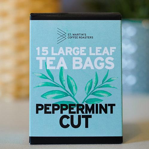 Peppermint Large Leaf Tea Bags
