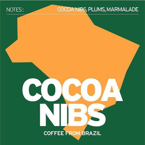 Cocoa Nibs, Brazil