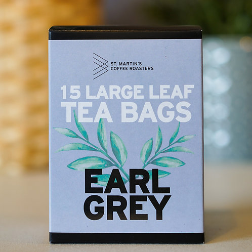 Earl Grey Large Leaf Tea Bags