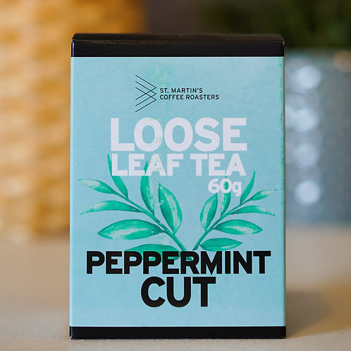 Peppermint Cut, Loose Leaf, 60g