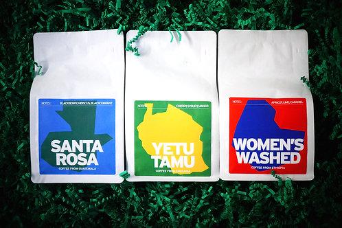 Custom Coffee Gift Pack