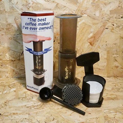 Aeropress St Martins Coffee
