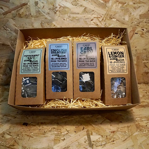 Tea Gift Pack - 'The Greatest Hits'