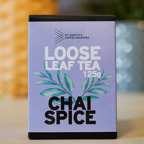 Chai Spice, Loose Leaf, 125g