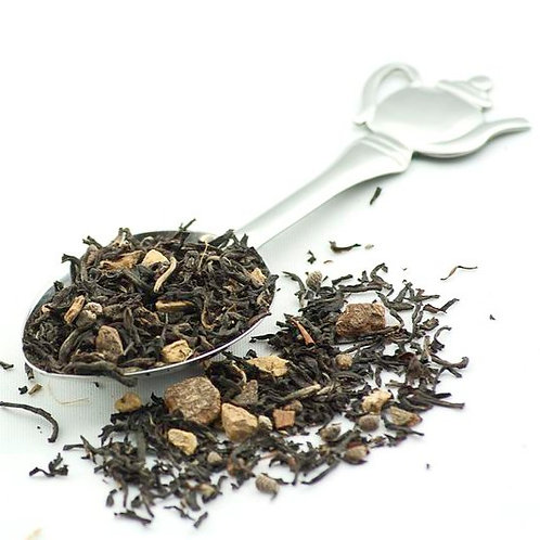 Spiced Chai with pieces, Loose Leaf