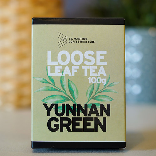 Yunnan Green, Loose Leaf, 100g