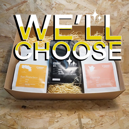 Roasters Selection Coffee Gift Pack