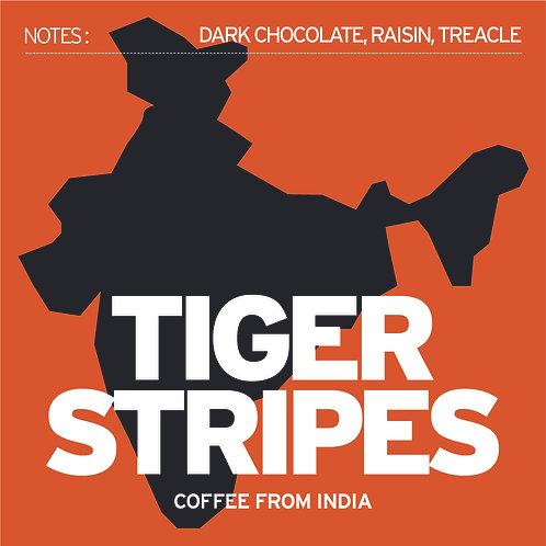 Tiger Stripes, India