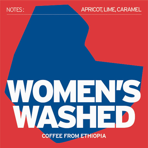 Women's Washed, Ethiopia