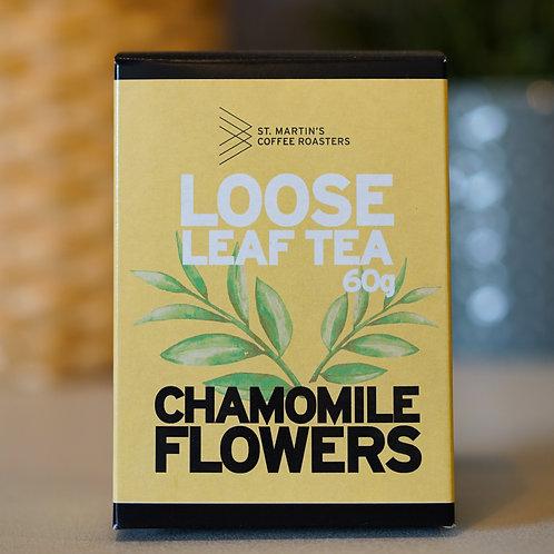 Chamomile flowers, Loose Leaf (60g)