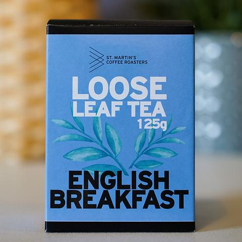 English Breakfast, Loose Leaf, 125g