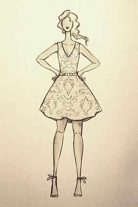 Marine M-Robe de mariée-tulle-dentelle-romantique