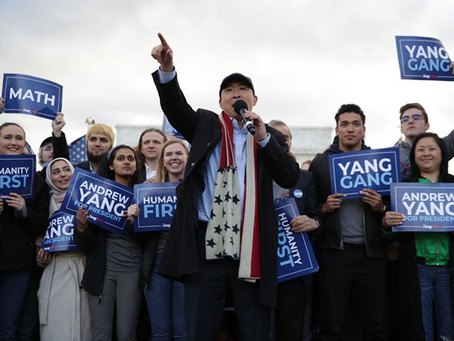 What About Andrew Yang?
