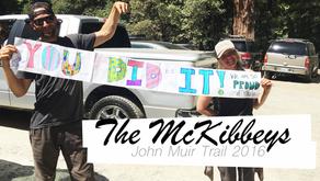 John Muir Trail 2016 - Part Three