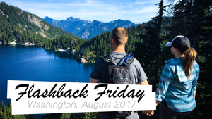 Flashback Friday: Washington, August 2017