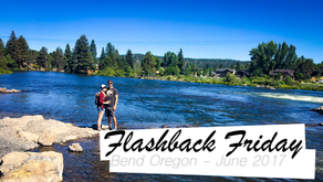 Flashback Friday: Bend, Oregon June 2017
