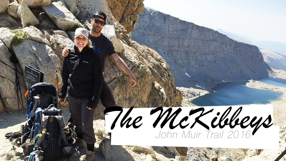 John Muir Trail 2016 - Part One