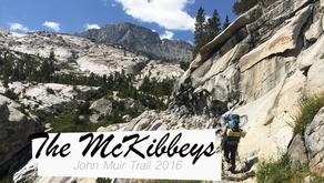 John Muir Trail 2016 - Part Two