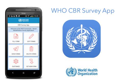 WHO CBR App