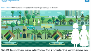 WHO launches the Global Dementia Observatory Knowledge Exchange Platform