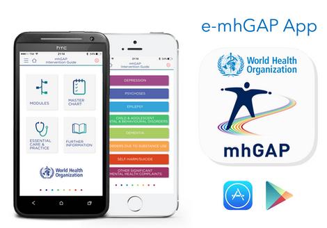 WHO e-mhGAP App