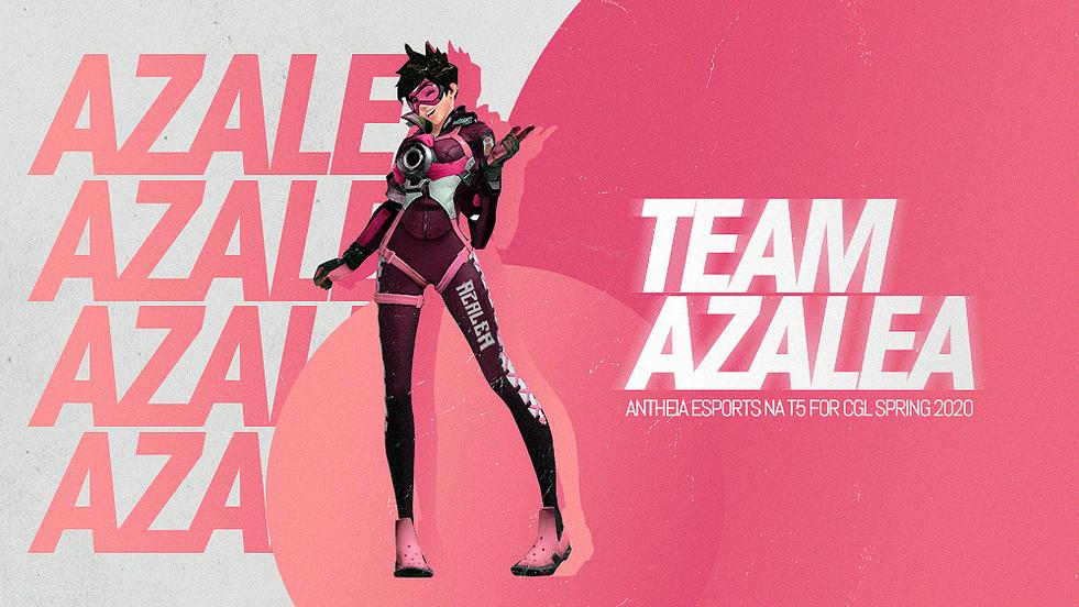 A poster for Team Azalea