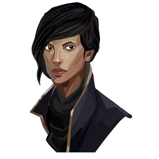Emily from Dishonored
