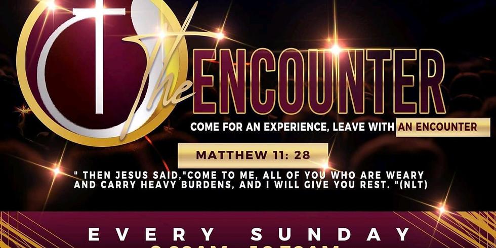 The Encounter Worship Service
