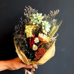 Dry Give Flower