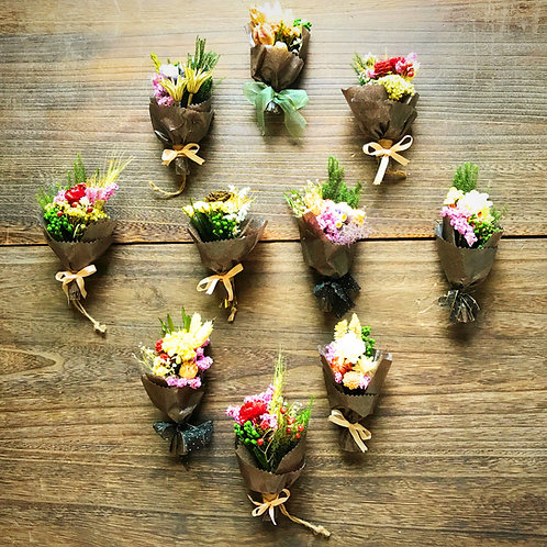 mini mini Dry Bouquet (プチギフト)