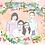 Thumbnail: ご家族への贈り物 -似顔絵-