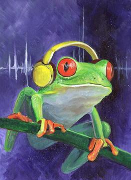 DJ Treefrog
