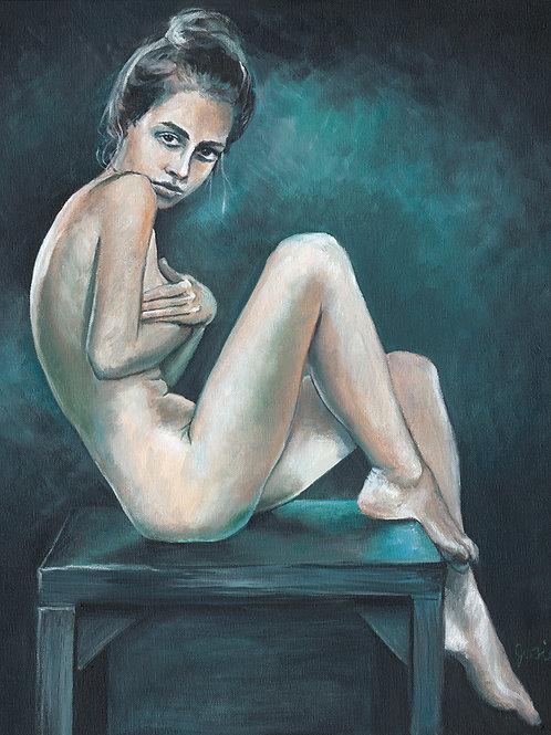 Cossette -Original Painting