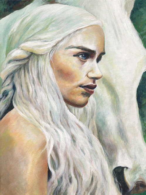 Stormborn - Original Painting