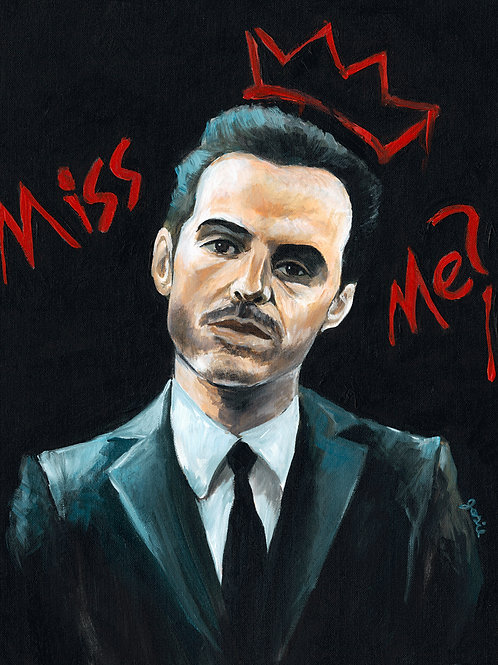 Miss Me? - Original Painting