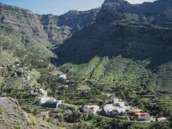 Parque rural de Valle Gran Rey