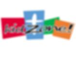KidZone logo square background no outlin