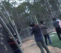 Youth Paintball Trip