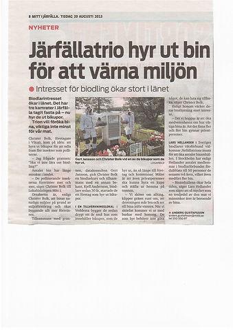 Artikel Mitt i Järfälla 2013-08-20.jpg
