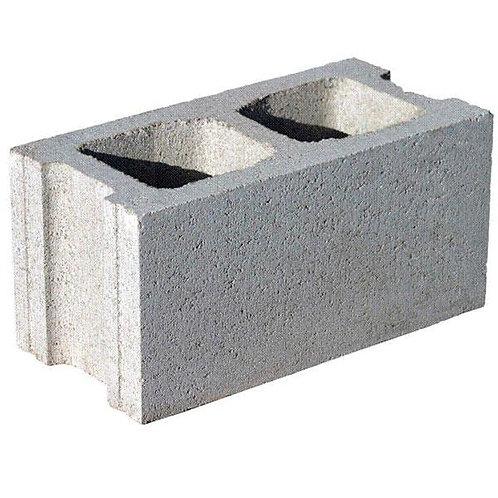 Блоки бетонные (40см*20см*20см)