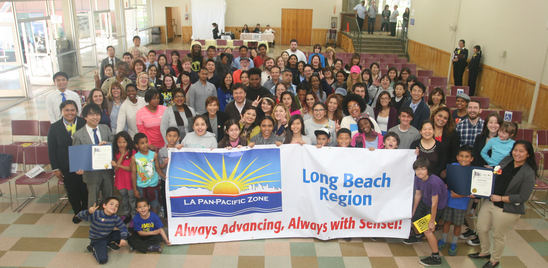SGI-USA Long Beach Region Activities